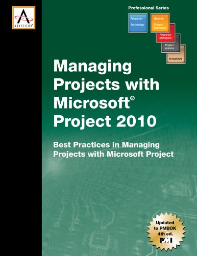 9781602980143: Managing Projects with Microsoft Project 2010 (Best Practices in Managing Projects with Microsoft Project)
