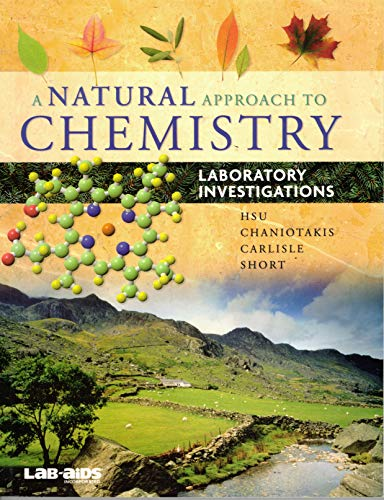 9781603013147: A Natural Approach to Chemistry Laboratory Investigations