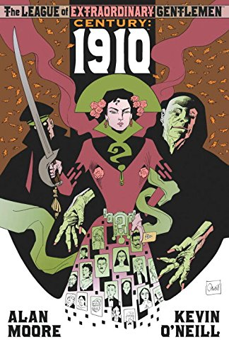 9781603090001: The League of Extraordinary Gentlemen Volume 3: Century #1 1910