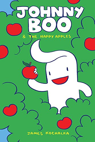 Johnny Boo Book 3: Happy Apples (160309041X) by Kochalka, James