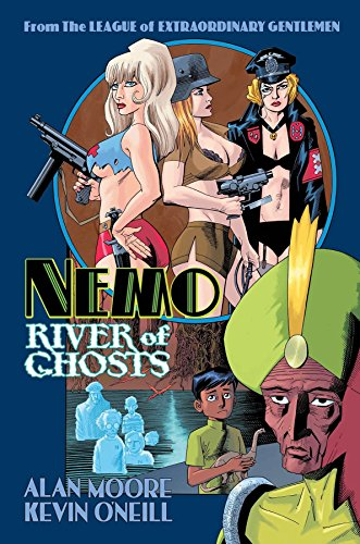 9781603093552: Nemo: River of Ghosts