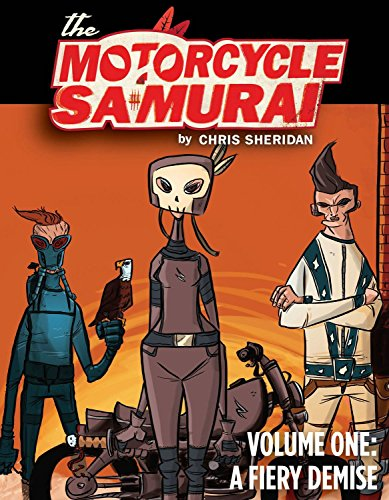 Motorcycle Samurai Volume 1: Sheridan, Chris