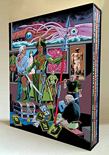 The League of Extraordinary Gentlemen: Nemo Trilogy (Slipcase Edition): Alan Moore; Kevin O'Neill