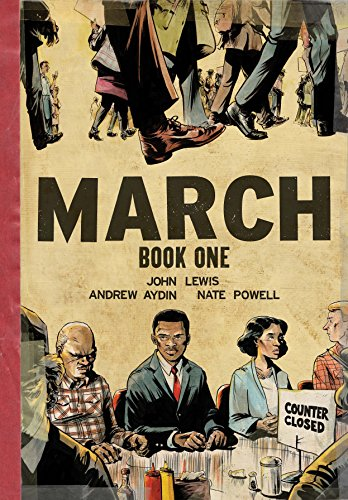 9781603093835: March: Book One (Oversized Hardcover Edition)