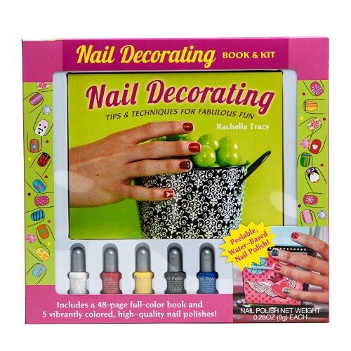 9781603110228: Nail Decorating Book & Kit