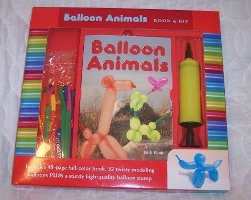 9781603110532: Balloon Animals Book & Kit