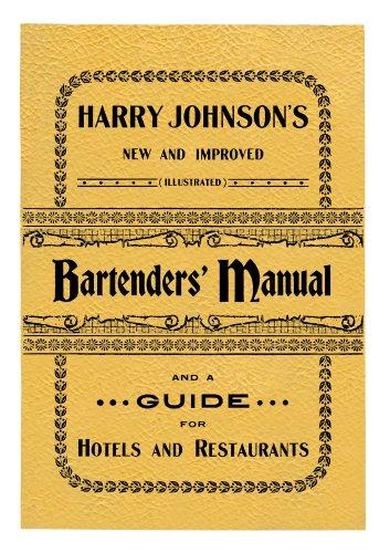 9781603111676: Harry Johnson's Bartenders Manual
