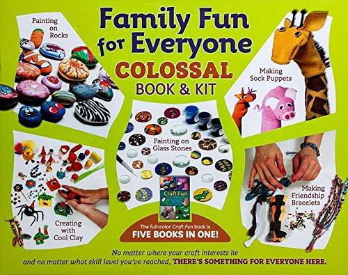 Craft Fun: Colossal Book & Kit: Schoenbrun, Diana