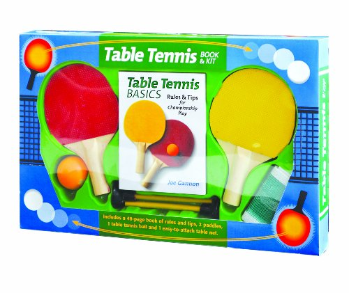 9781603113724: Table Tennis Book & Kit
