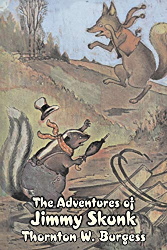 9781603124164: The Adventures of Jimmy Skunk (Bedtime Story-Books)