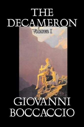 9781603128346: The Decameron, Volume I by Giovanni Boccaccio, Fiction, Classics, Literary