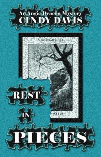 Rest in Pieces (1603185119) by Cindy Davis