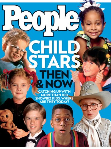 People: Child Stars: Then & Now: Editors of People