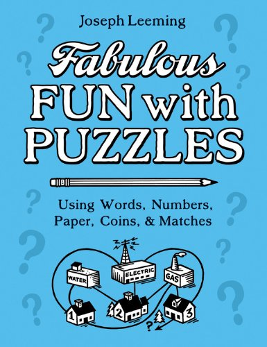 9781603200349: Fabulous Fun with Puzzles