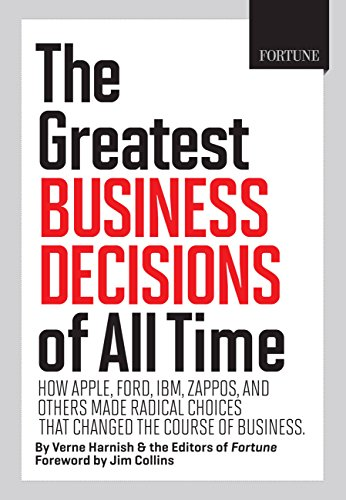 GREATEST BUSINESS DECISIONS OF ALL TIME: How Apple