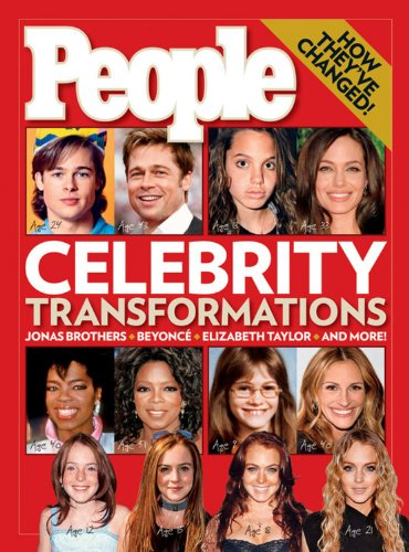 PEOPLE Celebrity Transformations: Editors of People