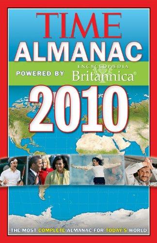 9781603200912: TIME Almanac 2010