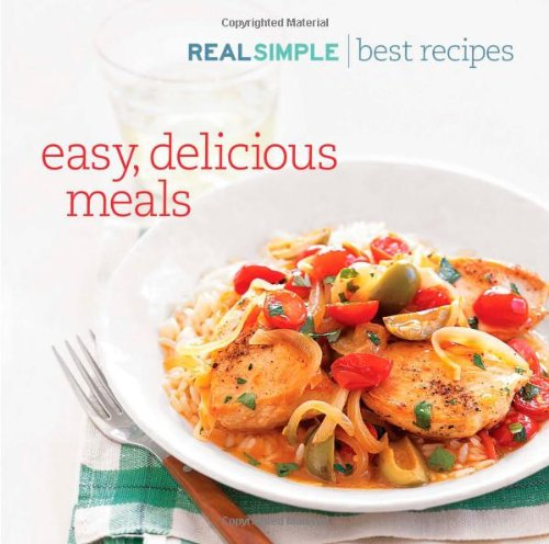 real simple recipes When i want dinner, i want dinner now i don't like to spend an inordinate amount of time chopping, slicing and dicing in the kitchen and often opt for recipes that can be prepared in less than 20 minutes an excellent website for super-fast and super-simple recipes is real simple i visited the site this.