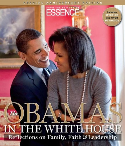9781603201063: The Obamas in the White House: Reflections on Family, Faith and Leadership