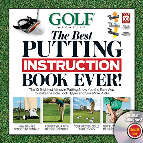 9781603201483: GOLF The Best Putting Instruction Book Ever!
