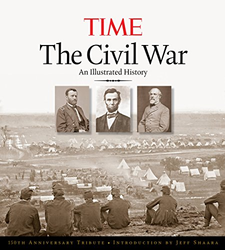 TIME The Civil War: An Illustrated History