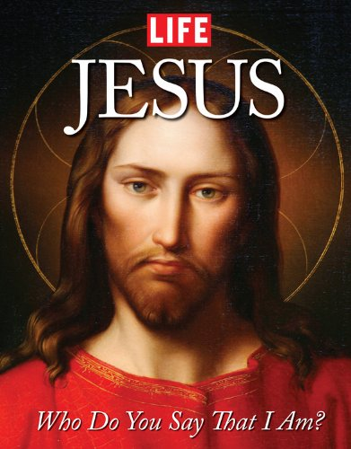 9781603201742: LIFE Jesus: Who Do You Say That I Am?