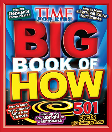 9781603201841: Time for Kids: Big Book of How (Time for Kids Big Books)