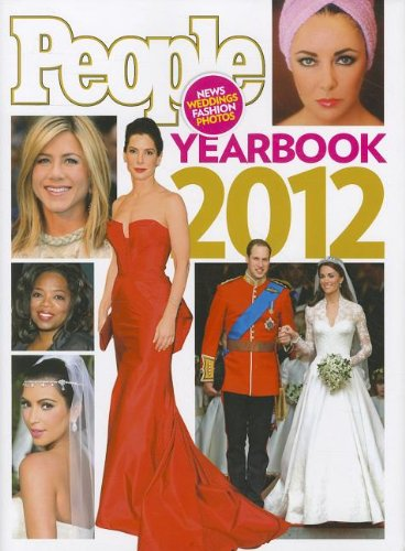 9781603202022: PEOPLE Yearbook 2012