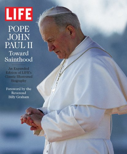 9781603202206: Life Pope John Paul II: Toward Sainthood (Life (Life Books))