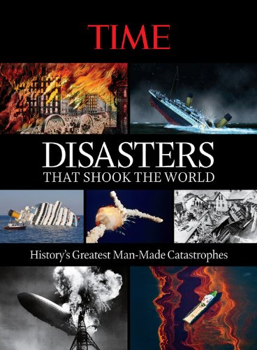 9781603202473: TIME Disasters That Shook the World