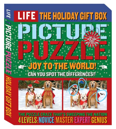 9781603203081: LIFE Picture Puzzle: The Holiday Gift Box
