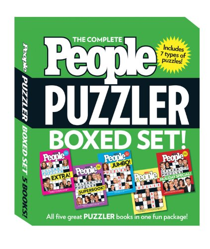 9781603203173: The Complete People Puzzler Boxed Set