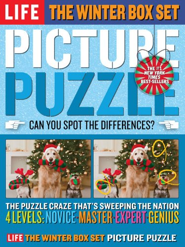 9781603203890: Life Picture Puzzle The Winter Box Set