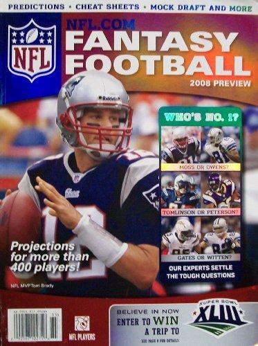 9781603205337: NFL.COM Fantasy Football (2008 Preview)
