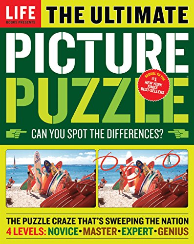 9781603207515: Life: The Ultimate Picture Puzzle: Can You Spot the Differences? (Life (Life Books))