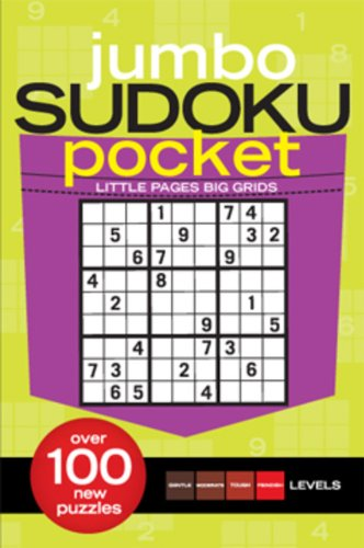 Jumbo Sudoku Pocket (1603207589) by Time Inc. Home Entertainment