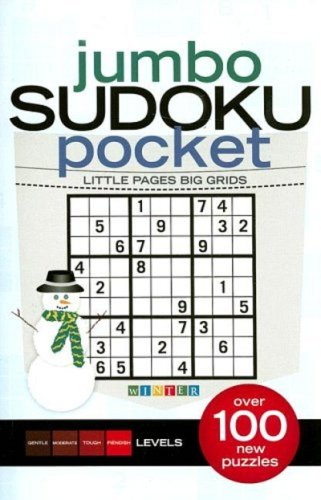 Jumbo Sudoku Pocket 2 (1603207740) by Time Inc. Home Entertainment