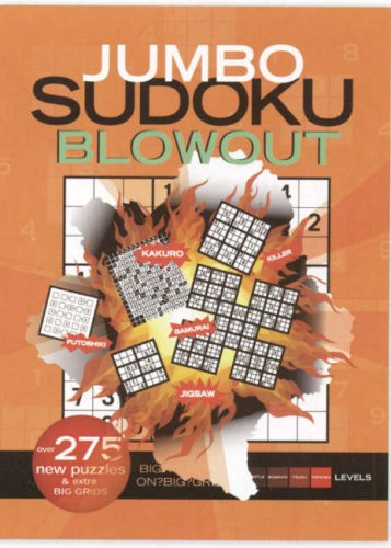 Jumbo Sudoku Blowout (1603207872) by Time Inc. Home Entertainment