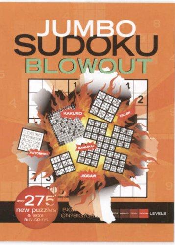 9781603207874: Jumbo Sudoku Blowout