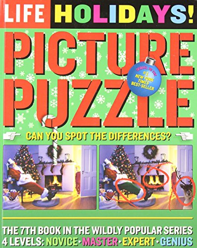 Life: Picture Puzzle Holiday: Editors of Life Magazine