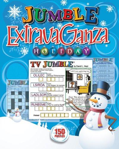 Jumble Extravaganza Holiday (1603207988) by [???]