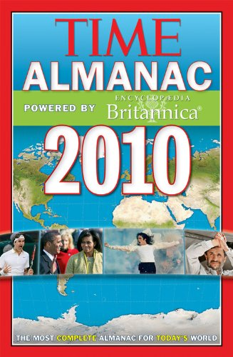 9781603208253: TIME Almanac 2010