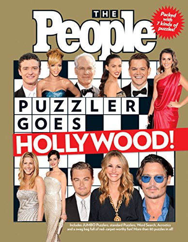 9781603208345: The People Puzzler Goes Hollywood!