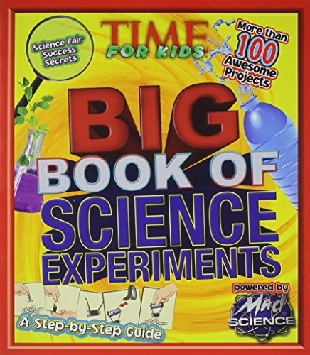 9781603208857: TIME For Kids Big Book of Science Experiments