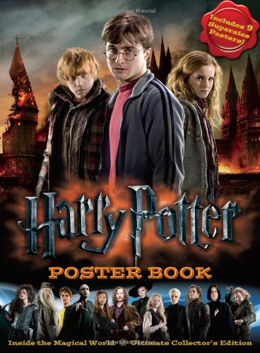 9781603208901: Harry Potter Poster Book: Inside the Magical World