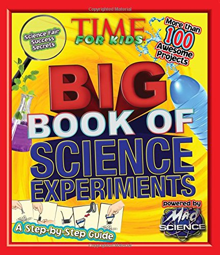 9781603208932: TIME For Kids Big Book of Science Experiments: A step-by-step guide