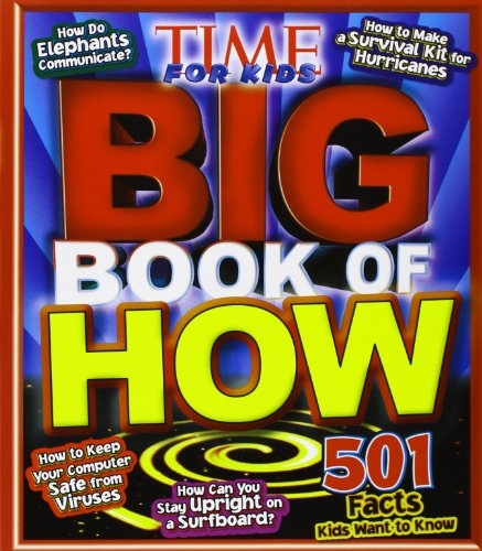 9781603209076: Time for Kids Big Book of How