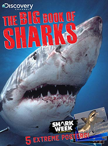Discovery Channel The Big Book of Sharks: Discovery Channel, Jack