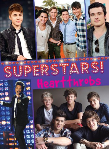 9781603209373: Superstars! Heartthrobs