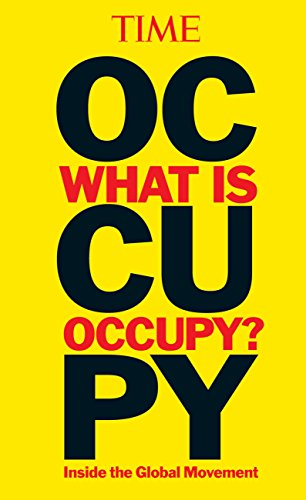 9781603209410: TIME What is Occupy?: Inside the Global Movement